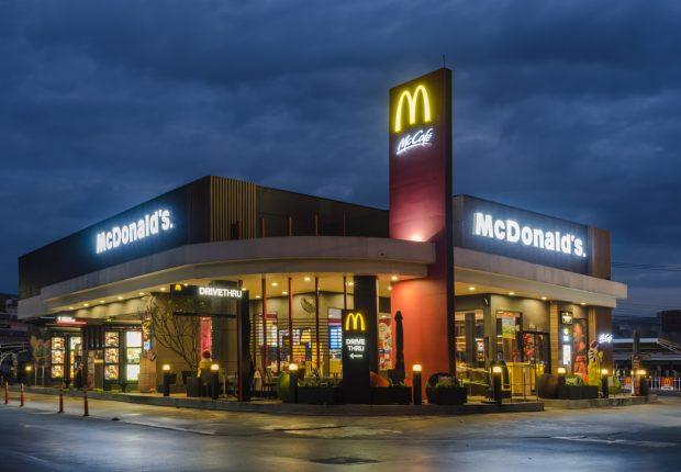 Destacar as Vagas de Emprego da McDonald's
