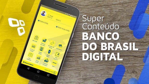 Destacar o Aplicativo Banco do Brasil