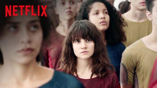 Destacar o Ator Netflix