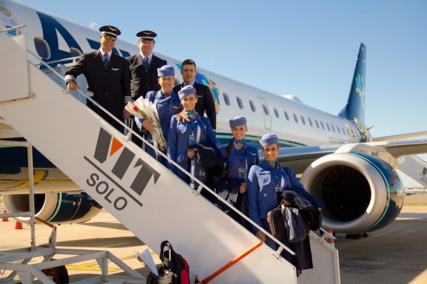 Destacar a Azul Linhas Aéreas