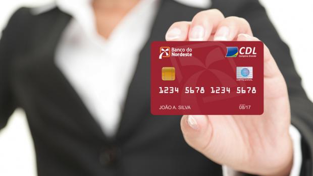 Destacar o Cartão de Crédito BNB