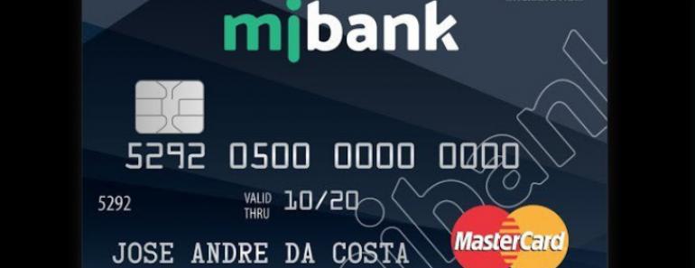 Destacar o Cartão miBank