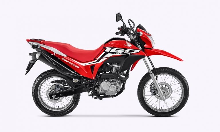 Honda Bros 160: veja como simular e financiar sua moto