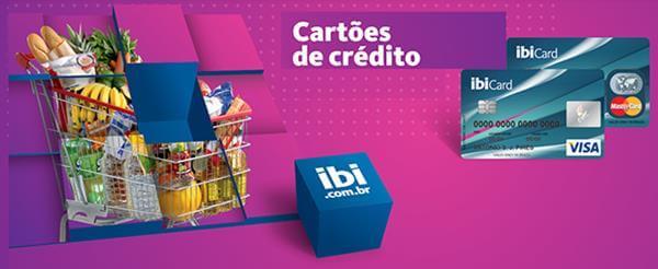 cartão de crédito ibicard