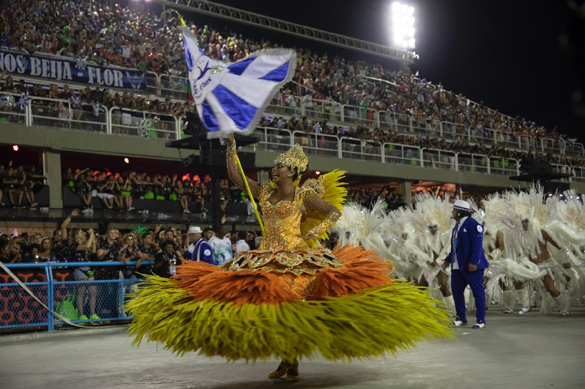 Carnaval 2021 - Desfiles das escolas de samba do Rio são adiados