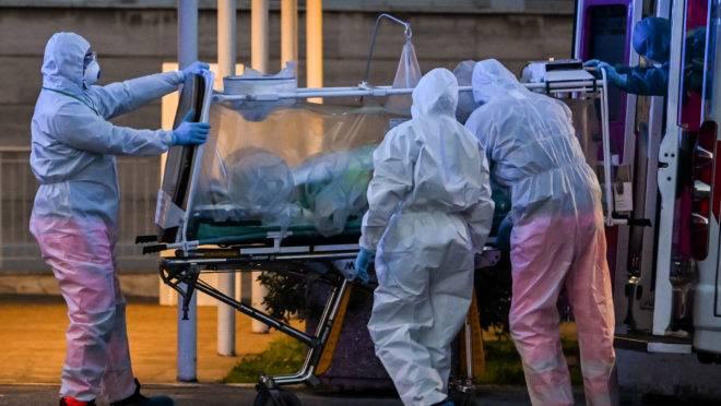 Covid-19: Europa pode viver maior índice de mortalidade desde o início da pandemia