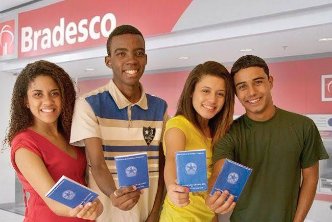Se inscreva no Programa Jovem Aprendiz Bradesco | Pirenópolis Online