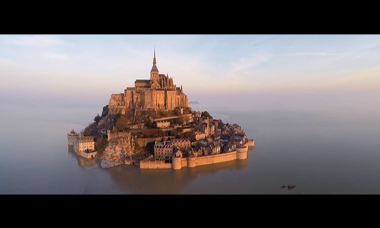 Imagens incríveis de drones mostrando cenas chocantes em todo o mundo