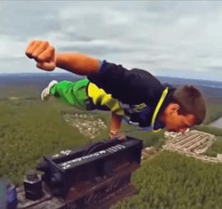 Esses foram os 14 movimentos de parkour mais perigosos já feitos no mundo