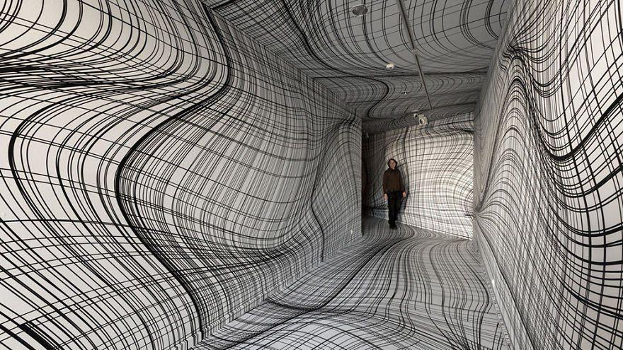 25 incríveis ilusões de ótica