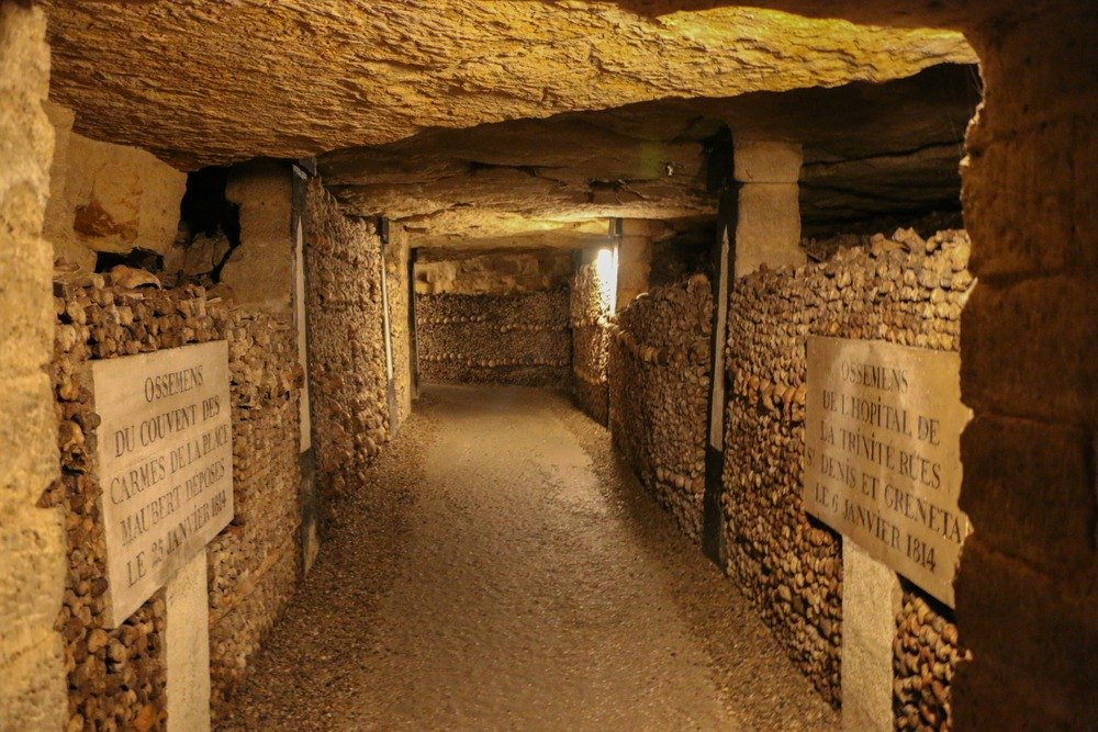 Essas são as 15 catacumbas mais incríveis do mundo