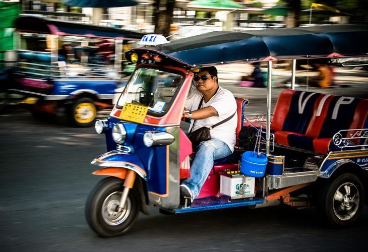 Conheça os 14 meios de transporte mais inusitados do mundo