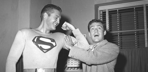 George Reeves - O primeiro Superman da TV americana