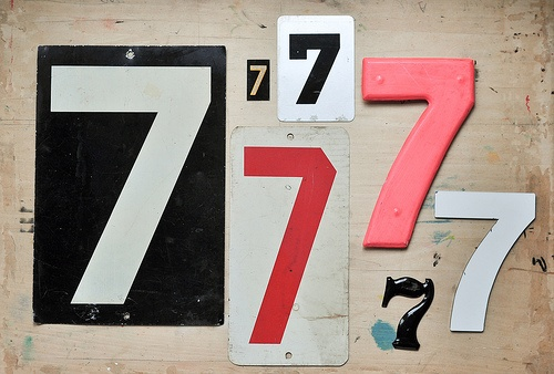 O número 7 dá sorte mesmo? Conheça essa história