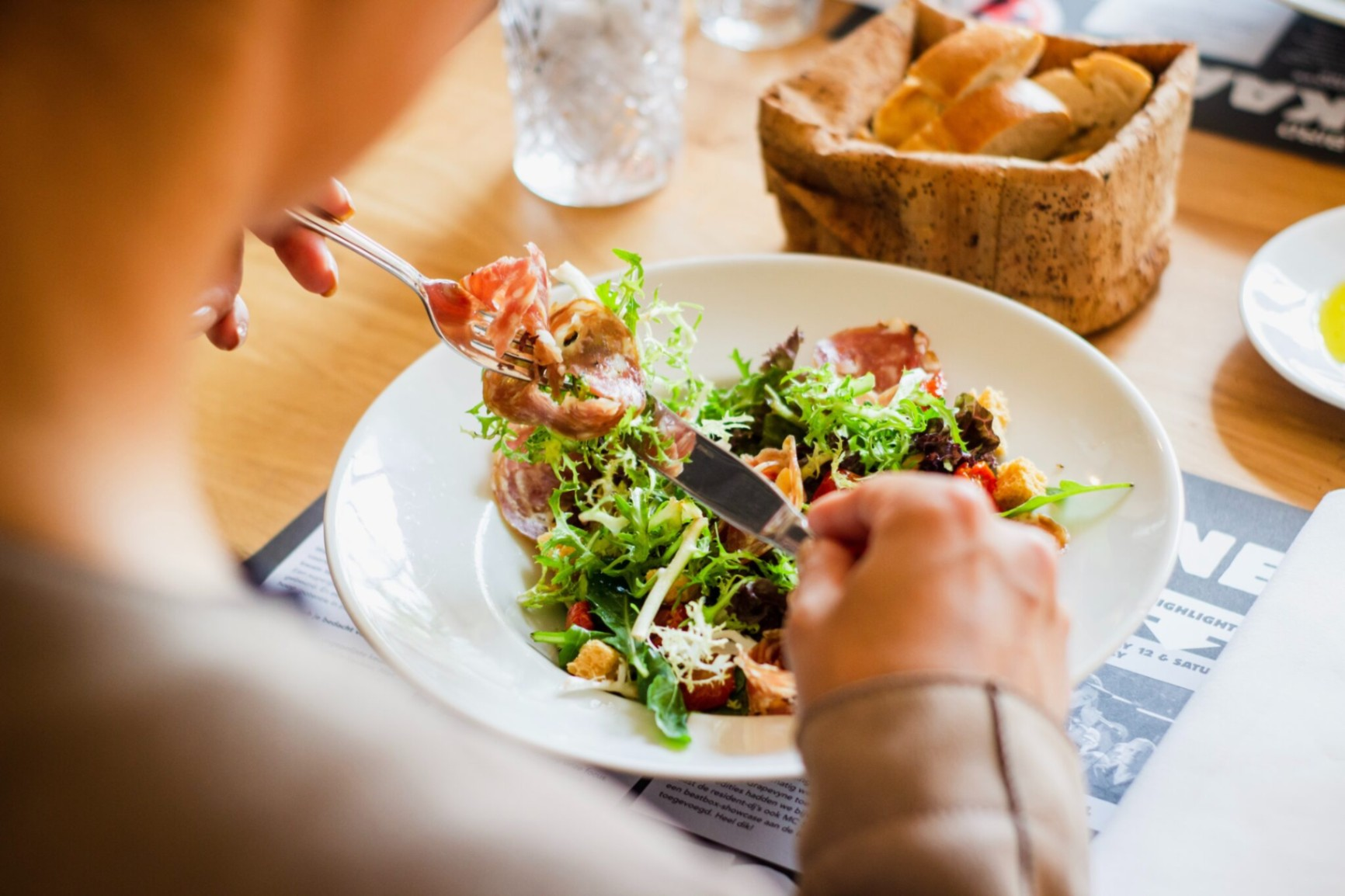 Ortorexia Nervosa - Pessoas que só querem comer alimentos saudáveis