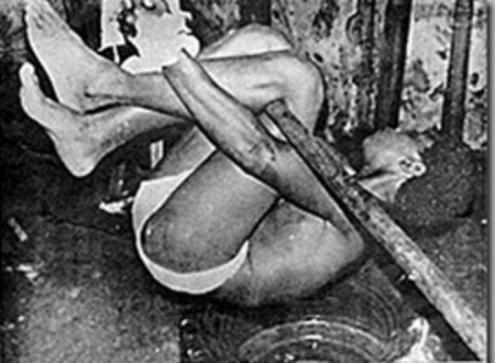 As 14 formas de torturas mais chocantes de todos os tempos