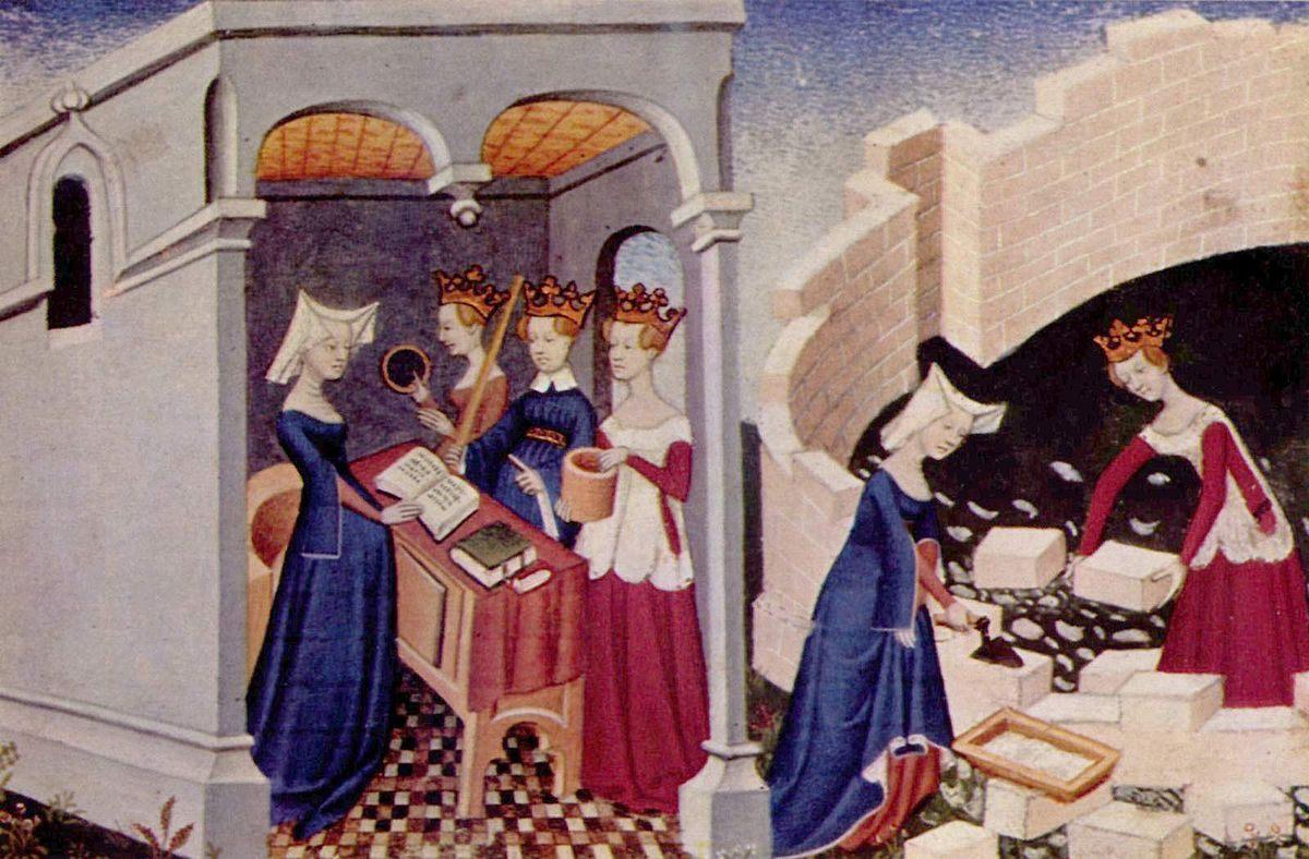 Saiba quem foi Christine de Pizan, considerada a primeira feminista do mundo